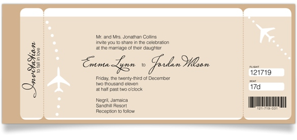 Casual Wedding Invitation Wording Plumegiant