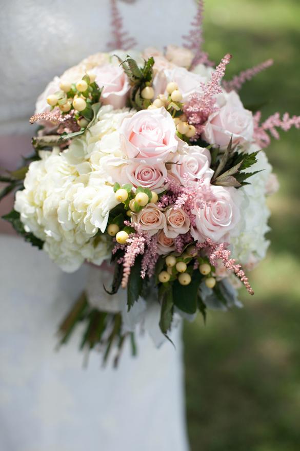 DIY Wedding Of Pinks And PinwheelsDIY Wedding Of Pinks And
