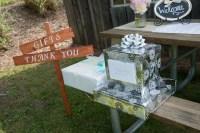 Casual-Elegant Farm Wedding and DIY SignsTruly Engaging ...