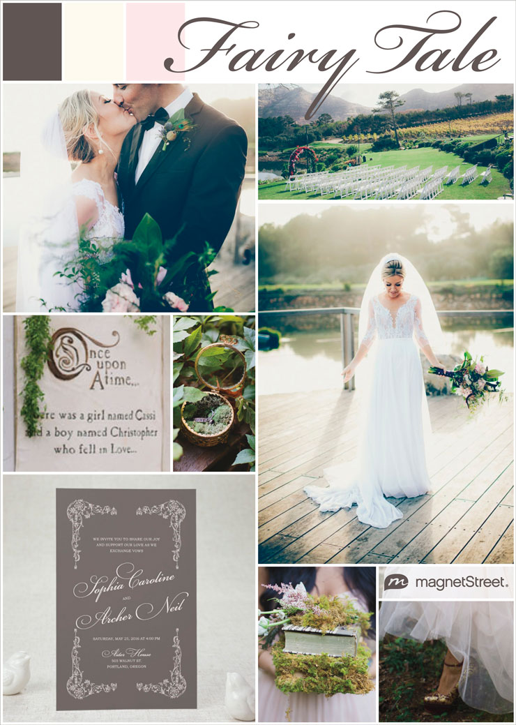 Once Upon A Rustic Fairy Tale WeddingOnce Upon A Rustic Fairy Tale Wedding