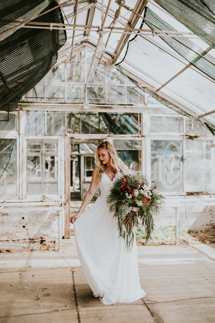 Rustic Mint Wedding