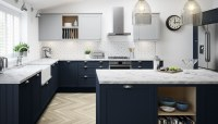 Dunham Midnight Kitchen Style & Ranges | Magnet Trade