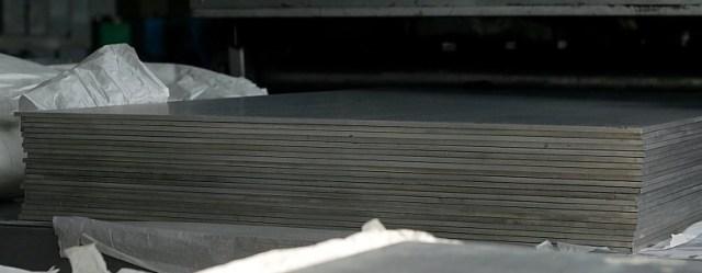 Magnezyum Talasli Kaldırma Kalıp Plakası
