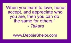 Takara Quote