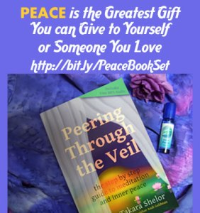 Bestselling Meditation Book and Inner Peace Essence for the Best De-Stress Around