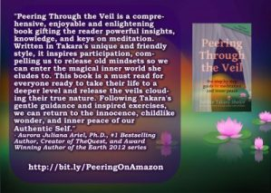 The Bestselling Book Peering Through the Veil is a Must Read