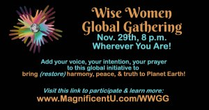 Wise Women Global Gathering Meditation Prayer for Peace