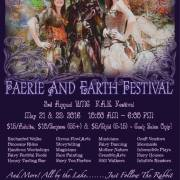Press Release Faerie and Earth Festival, Asheville, NC