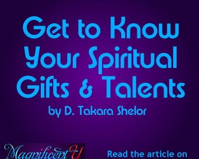 Spiritual Gifts & Talents