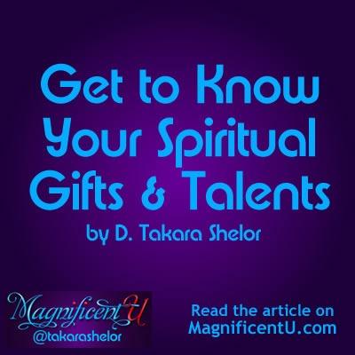 Spiritual Gifts & Talents