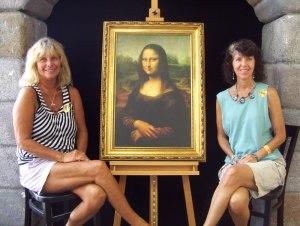 Roberta Goodman & Takara Shelor in Florida on their coast to coast book tour.