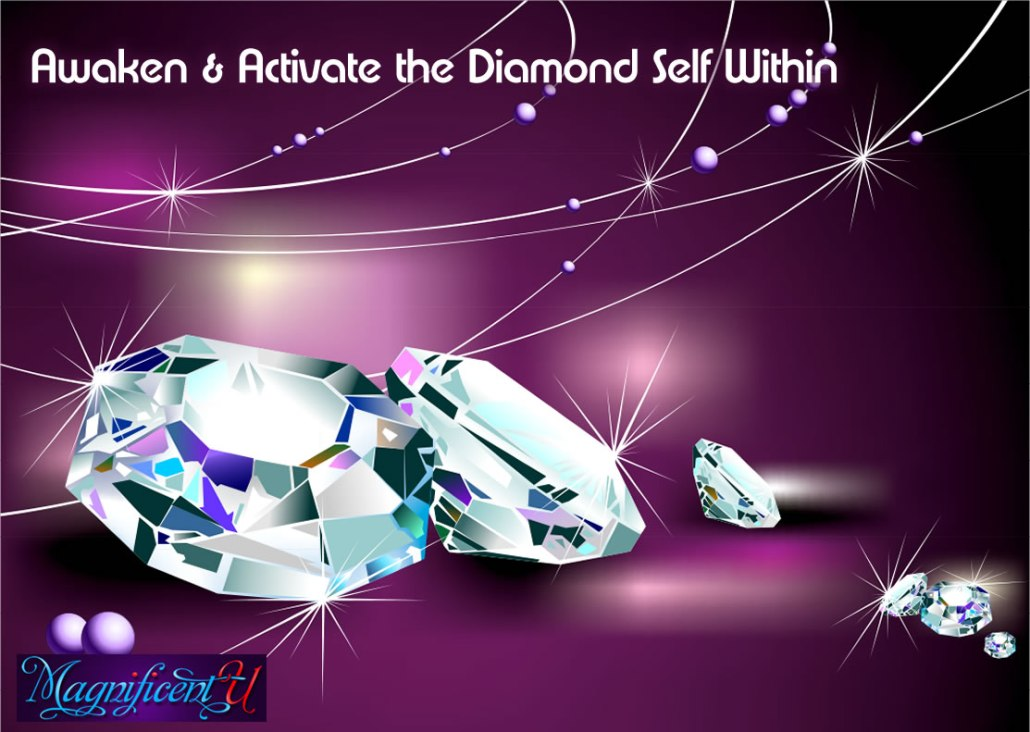 Awaken Activate Diamond Higher Self Within