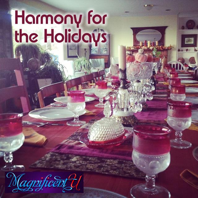 Harmony for the Holidays