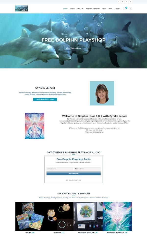Wordpress Website Design Sample