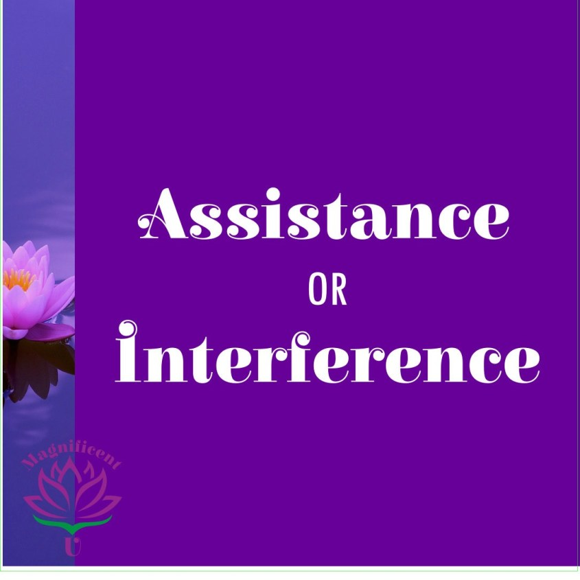 Assistance of Interference