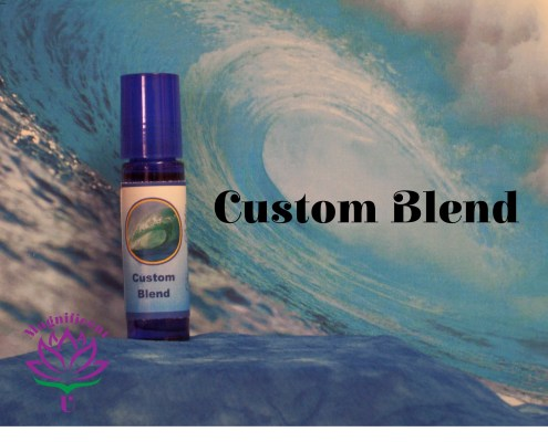 Custom Blends by Dancing Dolphin Flower Essences Gem Essences