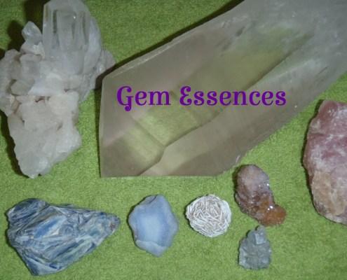 New Gem Essences