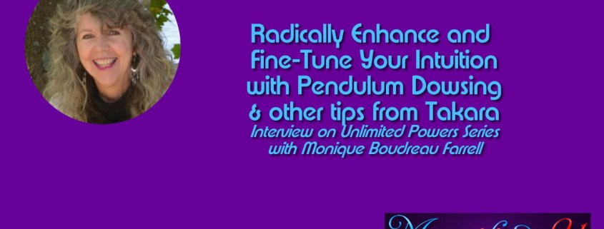 Improve Intuition with Pendulum Dowsing Expert Interview
