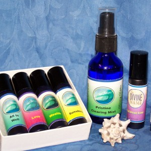 Dancing Dolphin Healing Oils & Mists by Dancing Dolphin