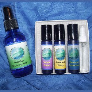 Clearing Protection Aromatherapy Kit