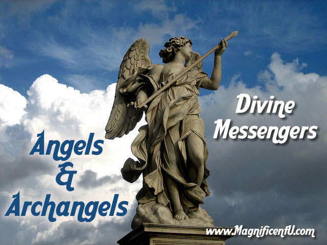 Angels Archangels Divine Messengers