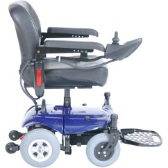 Wheelchair Meaning In Urdu Overstuffed Office Chair Motorized Scooters Magnifying Aids Magnifiers Glasses Cobalt X23 Power Blue 18 Inch Folding Seat