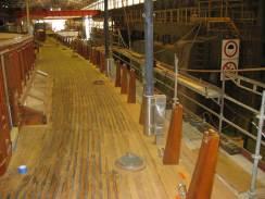 Manutenzione barche a vela