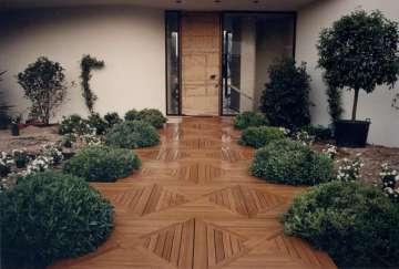 Pavimento per giardino esterno in Costa Azzurra
