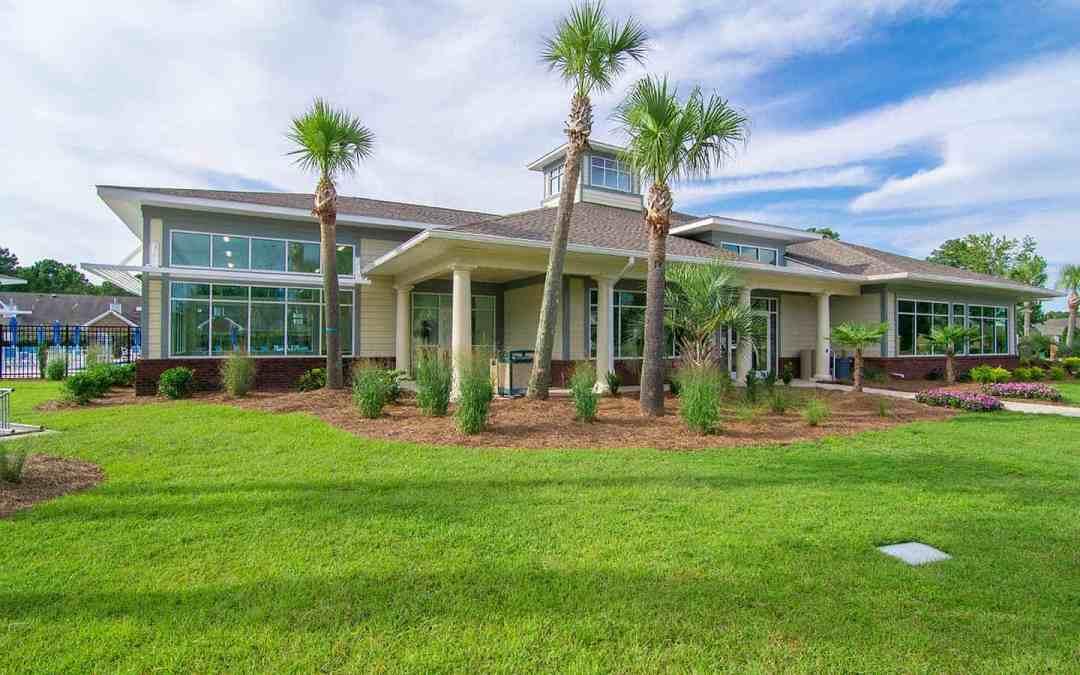 Magnolia Greens Expands Recreation Center