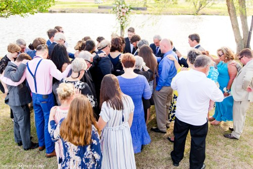 Family Wedding Prayer