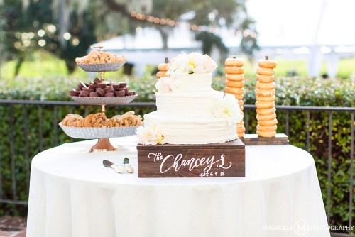 Custom Wedding Cake Box