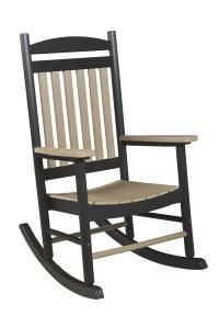 Rocking Chair - TRADIONAL PORCH ROCKER