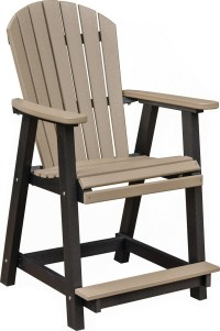 Counter height chair - COMFO BACK