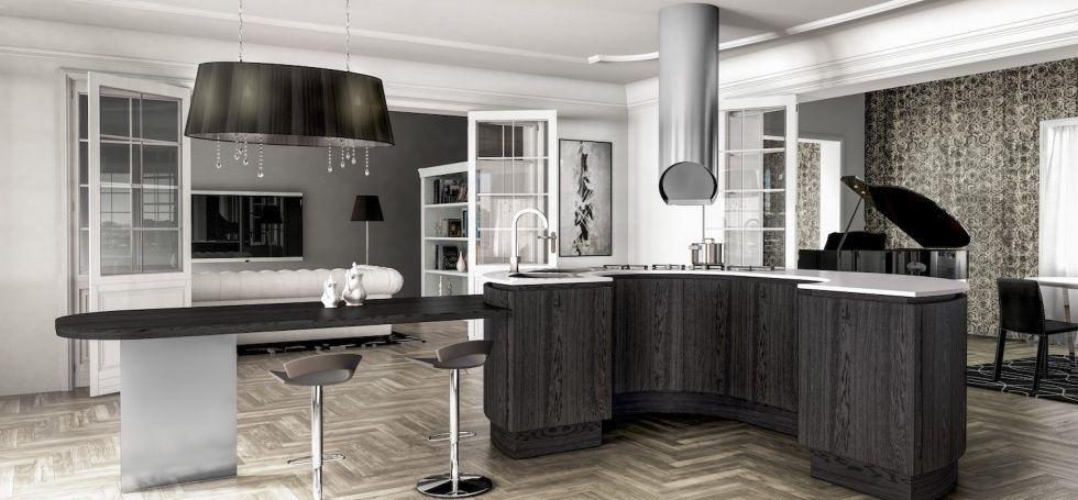 Cucina Berloni B50  Magnolo Mobili arredamento cucine camere da letto Sogliano Cavour Lecce