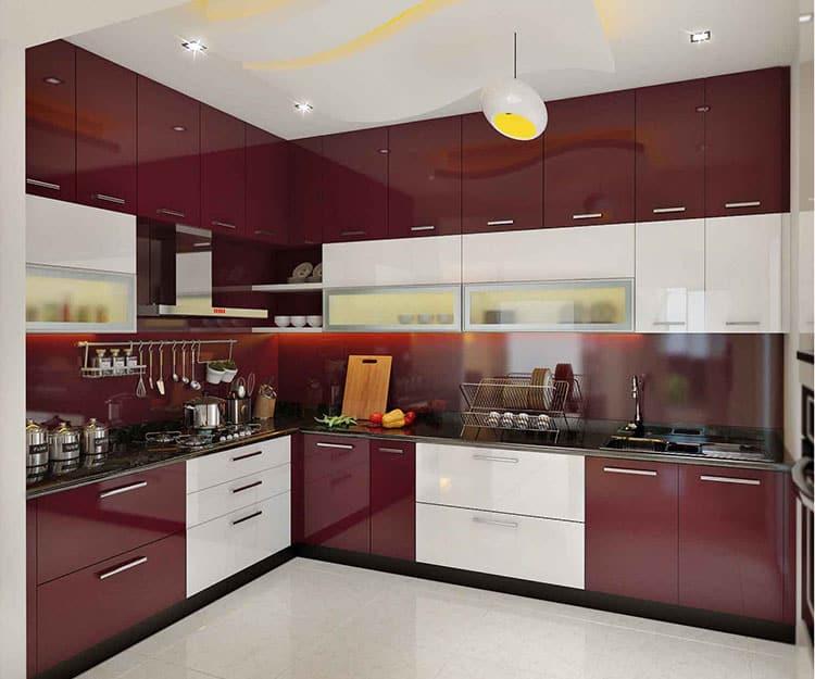 Modular Kitchen Magnon India Best Interior Designer In Bangalore Top Interior Designers