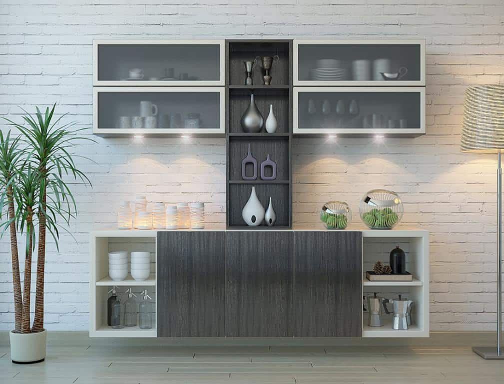 Crockery Units  Luxury Interior Designers in Whitefield