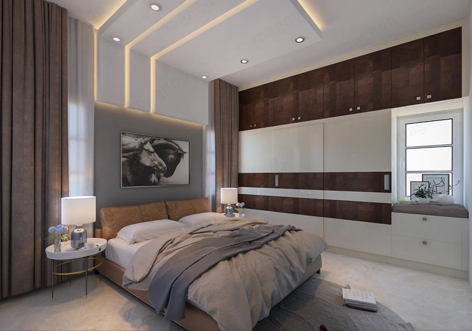 Bedroom Interior Designer Bangalore  Way to organize your