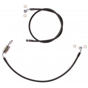 ABS Motorcycle Complete Brake Line Kit|Magnum Shielding
