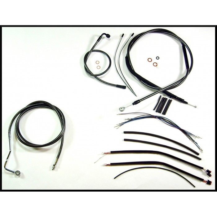 Handlebar Extension Installation Kit Harley-Davidson
