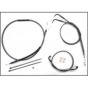 Sportster Handlebars with Installation Kit| DOT COMPLIANT