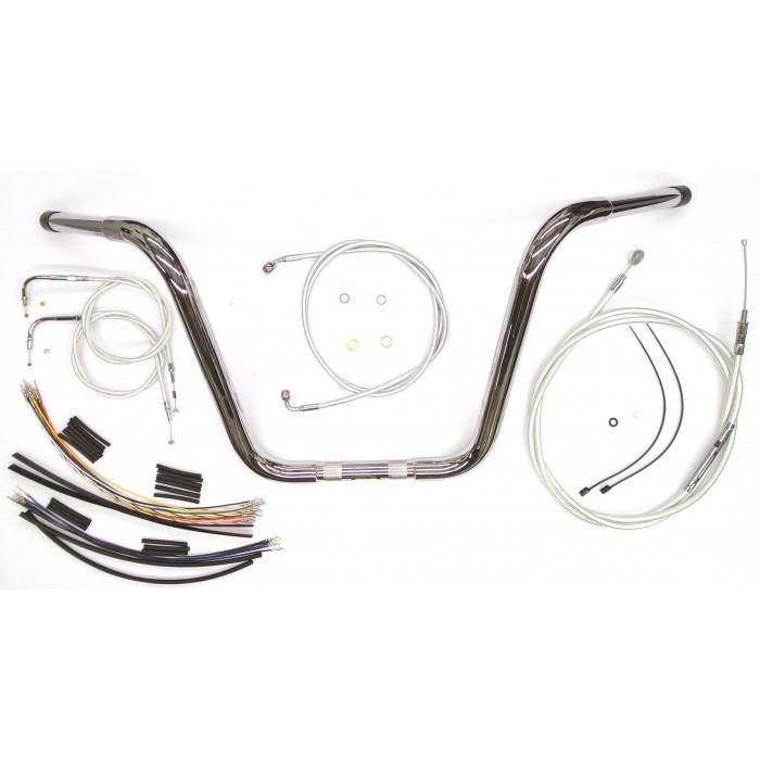Caliber Softail Handlebars Kit