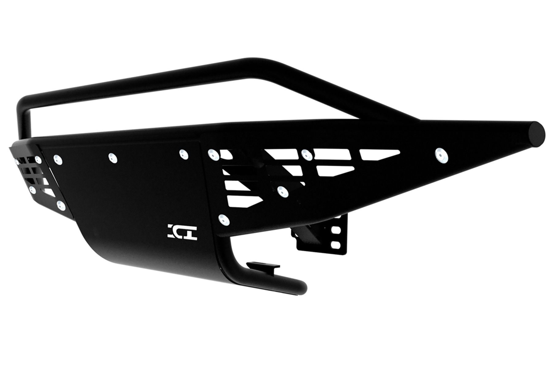 hight resolution of 2011 dodge ram 1500 clear vehiclebaja series heavy duty front bumper