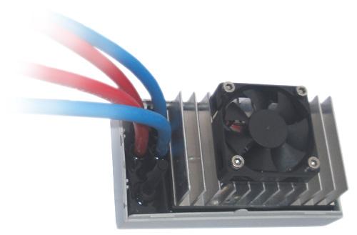 Pulse Width Modulation Circuit Car Tuning