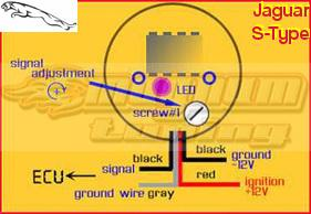 jaguar x type can bus wiring diagram 2003 ford f150 ac s o2 sensor eliminator magnum ez cel fix oxygen