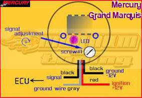 Mercury Grand Marquis O2 Sensor Eliminator MAGNUM EZ CEL FIX Oxygen Sensor Simulator