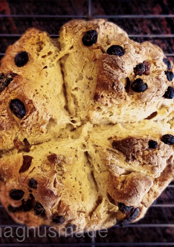 Baking: Irish Soda Bread