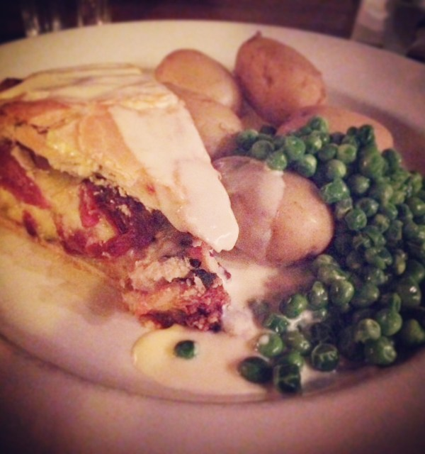 One of the Best Savory Pies in the Cotswolds