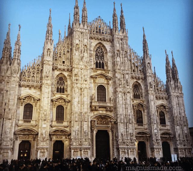 MILAN: Nostalgia and rediscovery