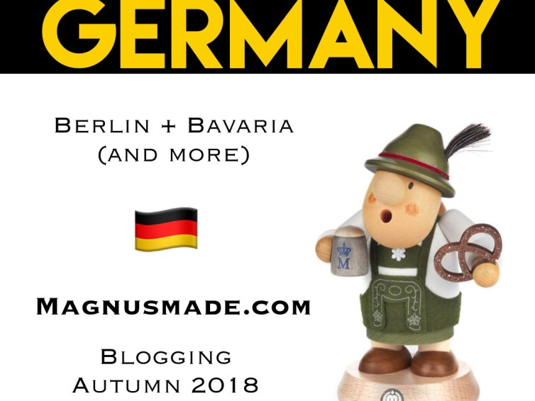 Destination: Germany 2018