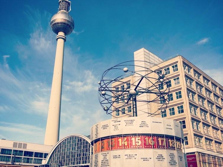 Quick Stop: Berlin 2018